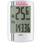 CatEye Padrone Plus (with Backlight) Limited Edition Italy CC-PA110W, White