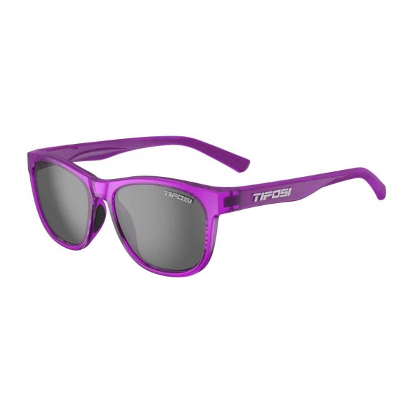 Tifosi Swank Sunglasses, Ultra Violet / Smoke