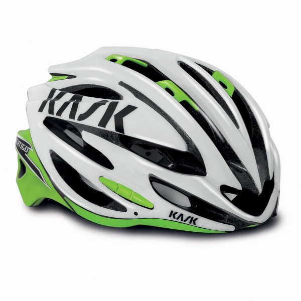 Kask Vertigo 2.0 Helmet, Lime