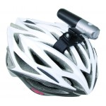CatEye Volt 300 USB Rechargeable Headlight with Helmet Mount