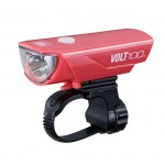 CatEye Volt 100 USB Rechargeable Headlight HL-EL150RC (Pink)