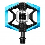 Crankbrothers Double Shot 2 Bike Pedals, Blue