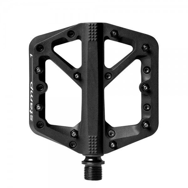 Crankbrothers Stamp 1 Small Bike Pedals, Black