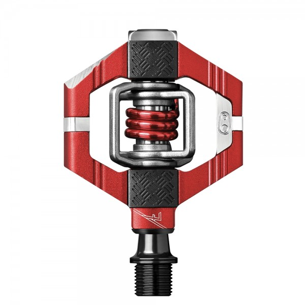 Crankbrothers Candy 7 Bike Pedals, Red