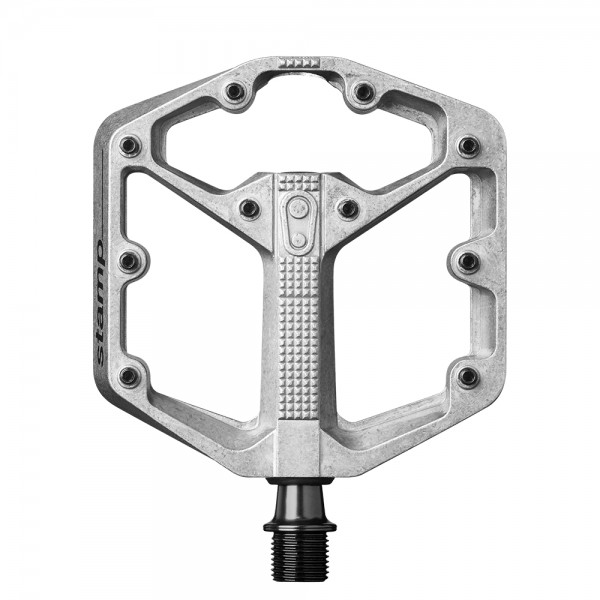 Crankbrothers Stamp 2 Small Bike Pedals, Raw